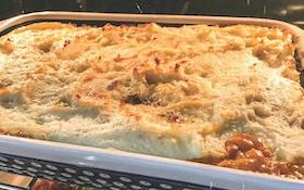 Venison Shepherd's Pie
