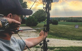 Determining Archery Shot Distance Without a Rangefinder