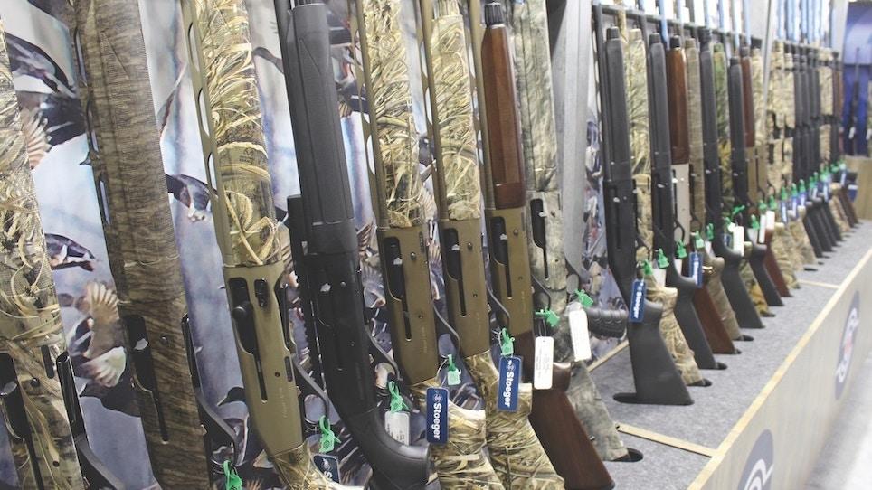 Shotguns Settle the Score on Predators