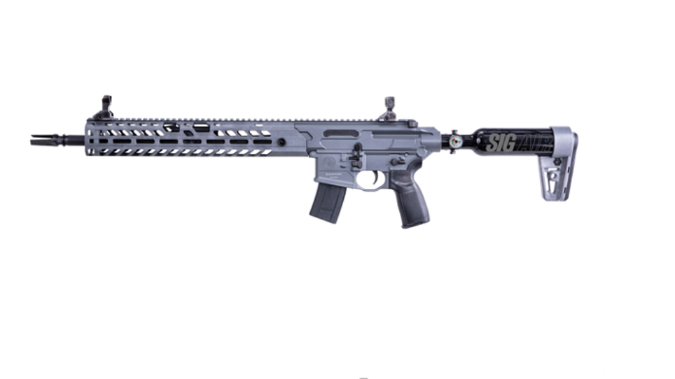 Great Gear: Sig Sauer MCX Virtus PCP Air Rifle