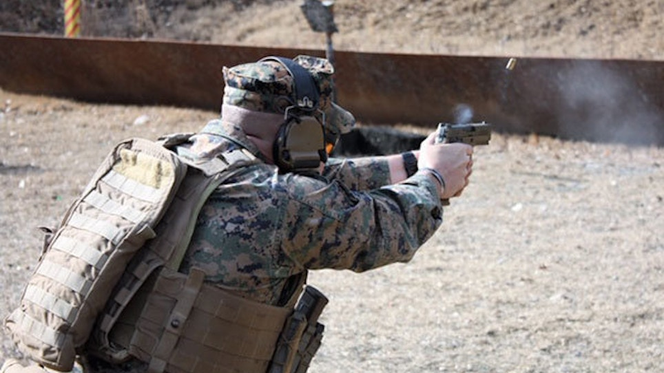 U.S. Marine Corps Adoption of M18 Underscores Success of Sig Sauer Modular Handgun System Program