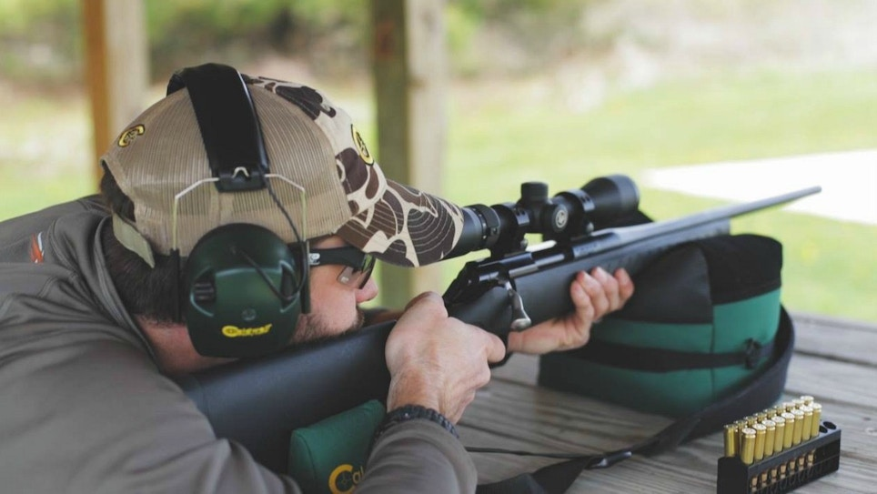 3 Tips for Sighting-In Firearms at Deer Camp