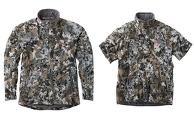 Celsius Jacket and Shacket – A New Insulation System From Sitka Gear