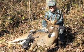 VIDEO: Harvesting your first archery Whitetail buck