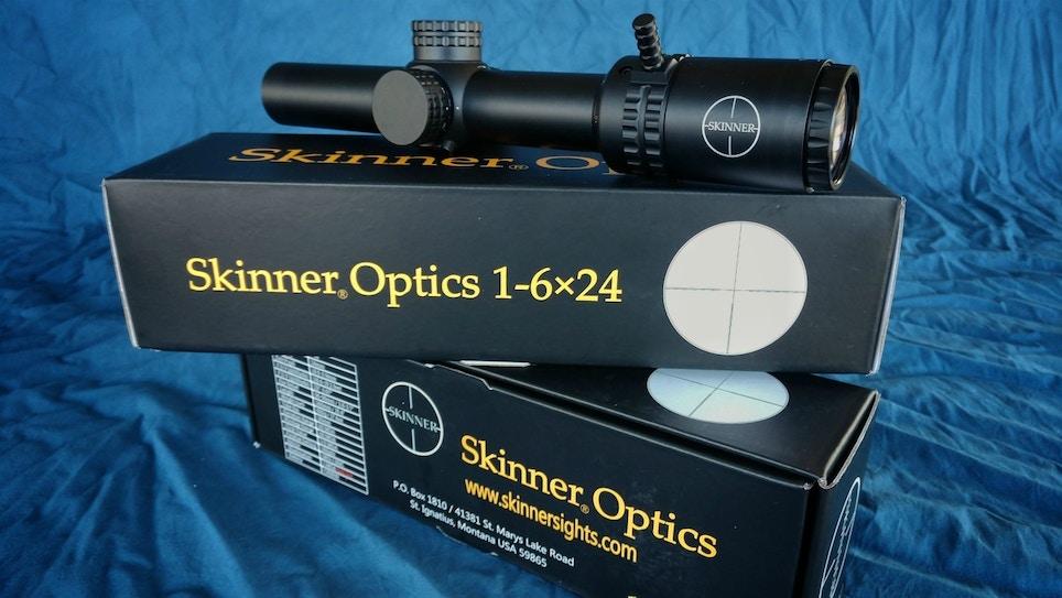 Skinner Optics SKO-1624 Optic