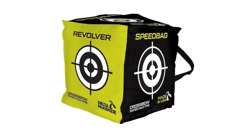 Delta McKenzie Speedbag Revolver Bag Target