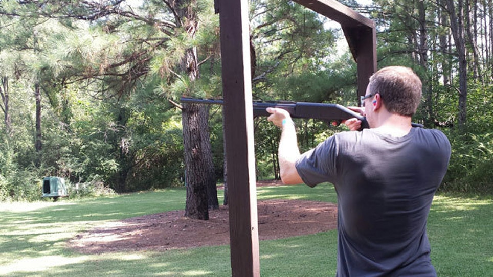 Sporting Clays Growing In Popularity