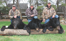 5 Reasons to Experience a Spring Bear Hunt