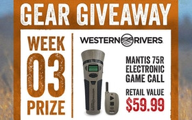 GSM Outdoors Announces 2015 Spring Into Summer Facebook Week Three Giveaway