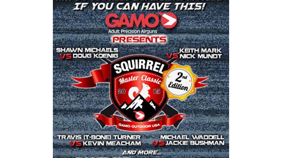 Squirrel Master Classic Pits Hunter Vs Hunter In Epic Airgun Battle