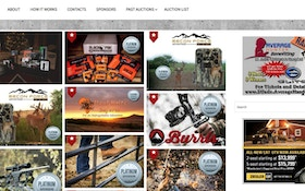 Help Fight Childhood Cancer by Bidding in Online Hunting Auction