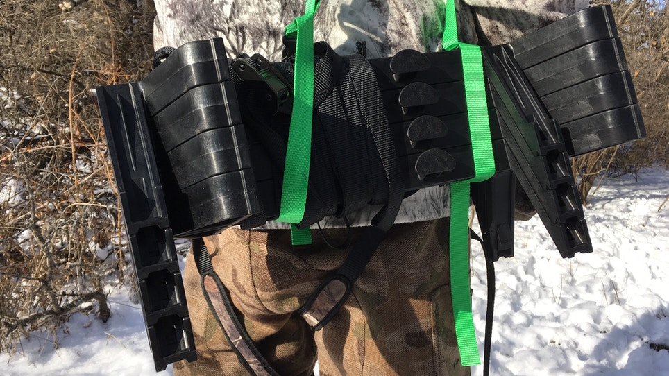 Review: Stacked Outdoors Ladder Sticks