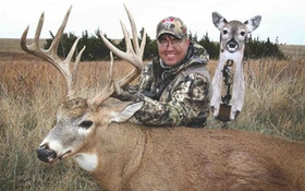 Decoying Bucks From the Ground