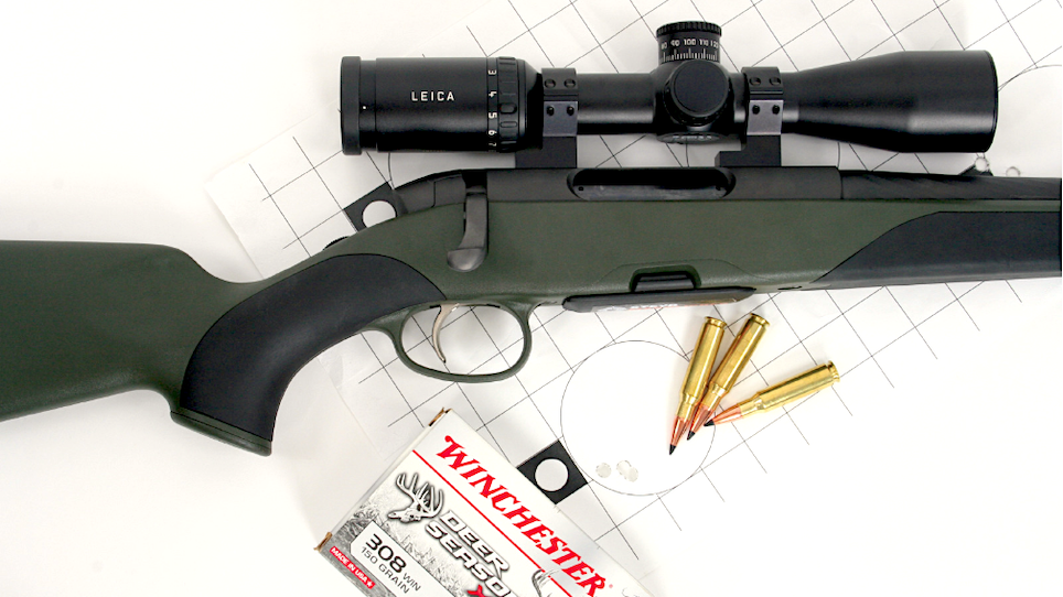 Hunting Rifle Review: Steyr CLII SX
