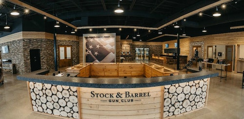 Minnesota-based Stock & Barrel has two locations, one in Chanhassen and another in Eagan (shown).