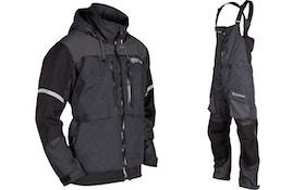 STORMR's Fusion Series Jacket And Bibs Set The Bar For Lightweight Rain Gear