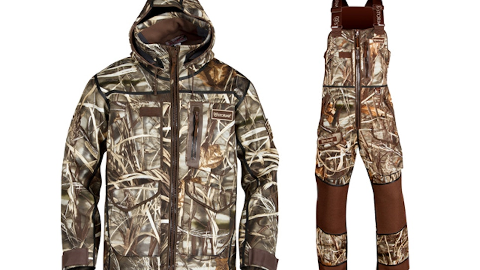 9d72be464f828 STORMR's STEALTH Jacket And Bibs Fit The Unique Needs Of Waterfowlers