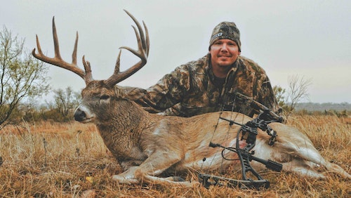 When everything works out right, the end result may well be the whitetail buck of a lifetime.