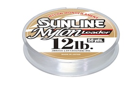 Sunline Nylon Monofilament Leader