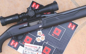Review: Winchester Super X4 Cantilever Buck