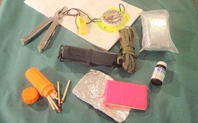 Field survival kit essentials: you can take it with you – and should