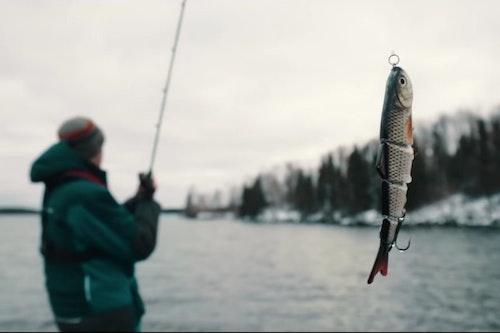 Big lures = big fish!