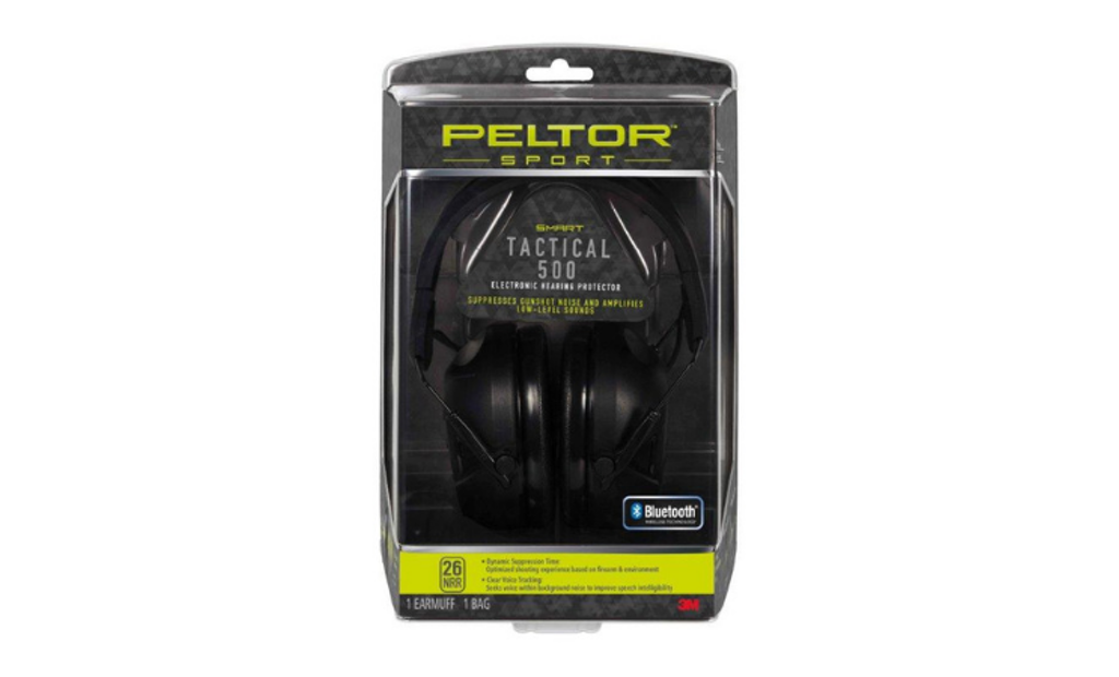 PELTOR Technology Makes Hearing Protectors Smart