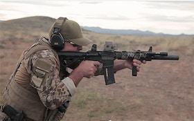 Tactical Fire Control Updates Near Full Auto Trigger
