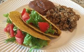 Quick, delicious venison tacos recipe