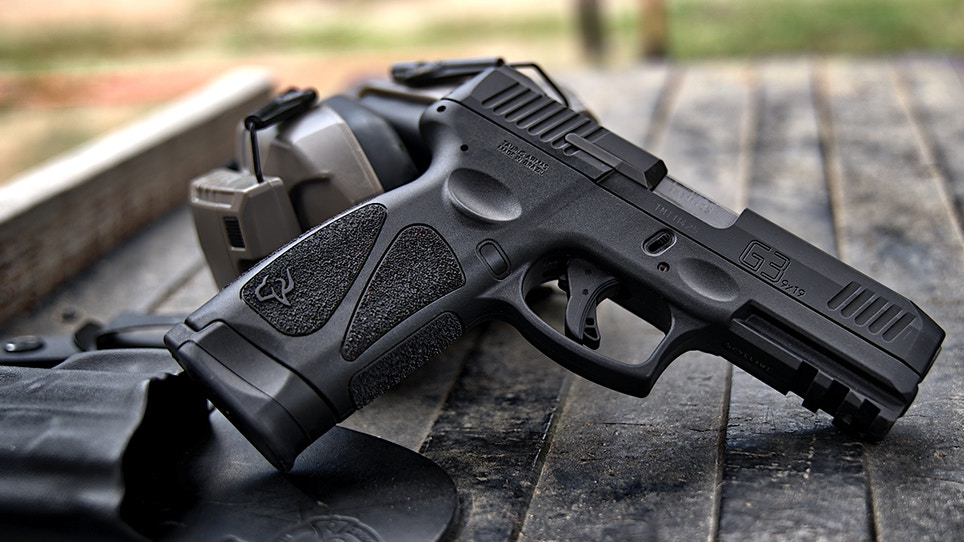 Taurus Introduces G3 Polymer 9mm Pistol