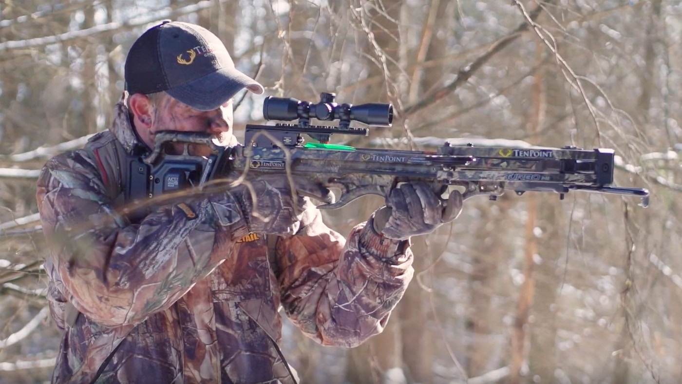 Crossbow Review: TenPoint Turbo M1   Grand View Outdoors