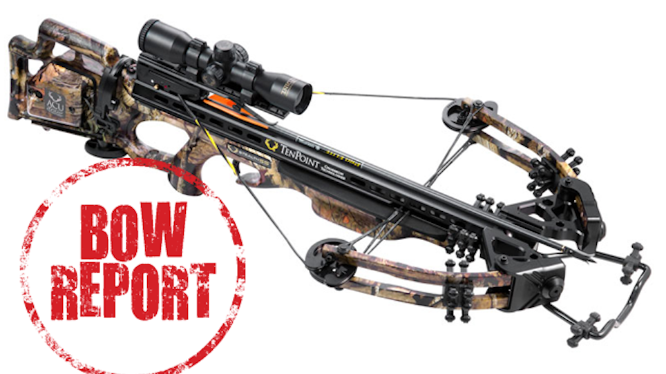 Bow Report: TenPoint Stealth SS