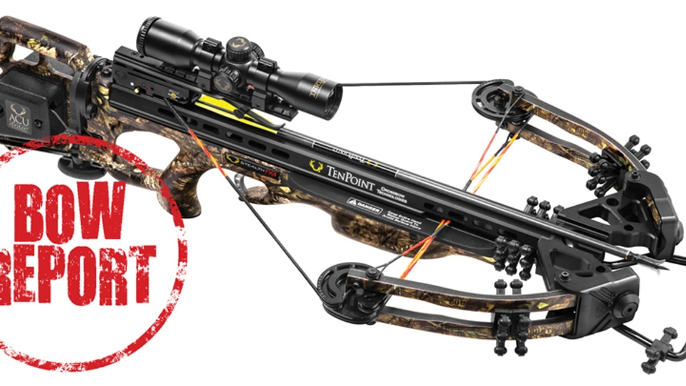 Bow Report: TenPoint Stealth FX4