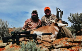 Hunting Utah Antelope With A Custom AR-15