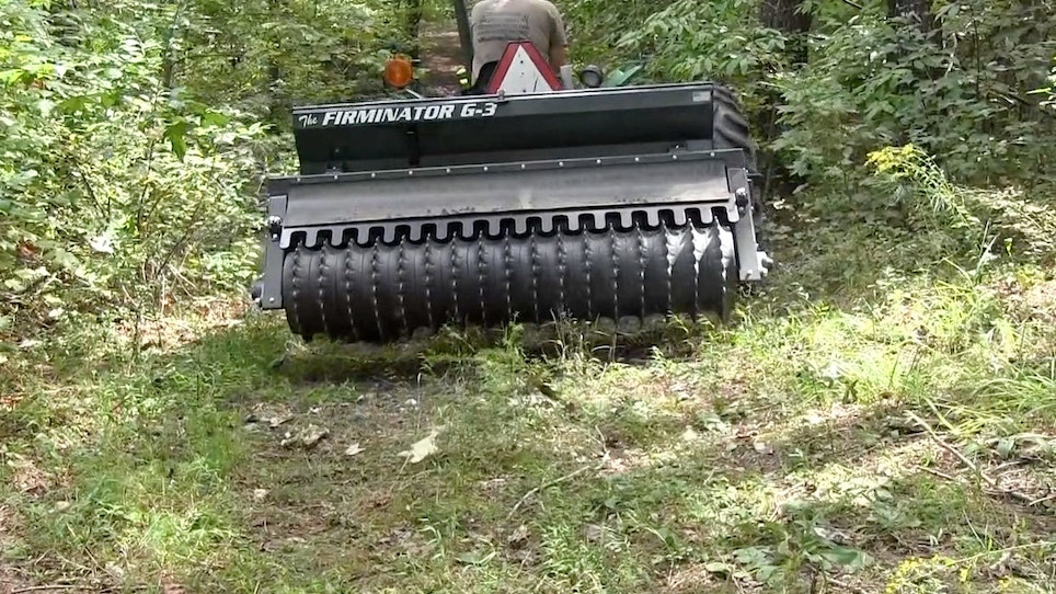 Plant Your Food Plots With the Firminator