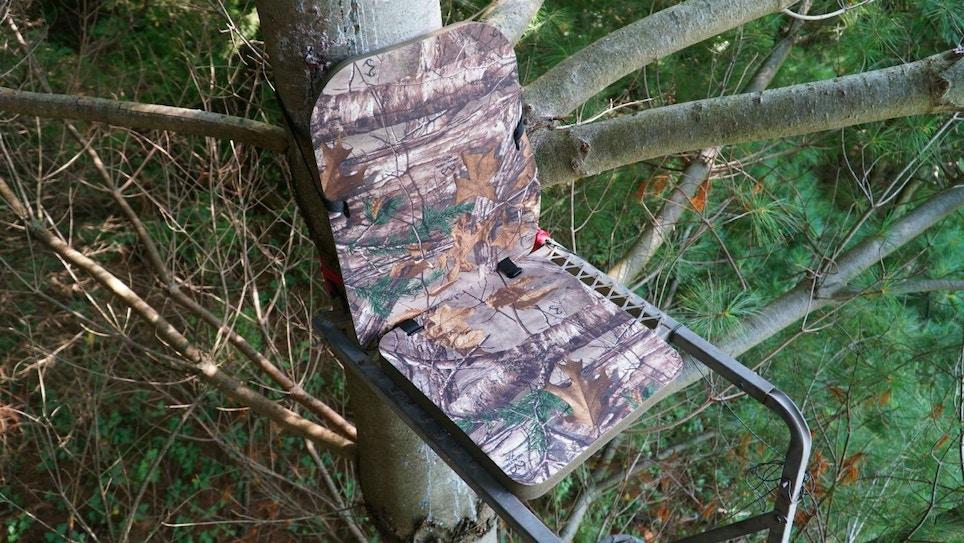 ThermaSeat Treestand Hunter