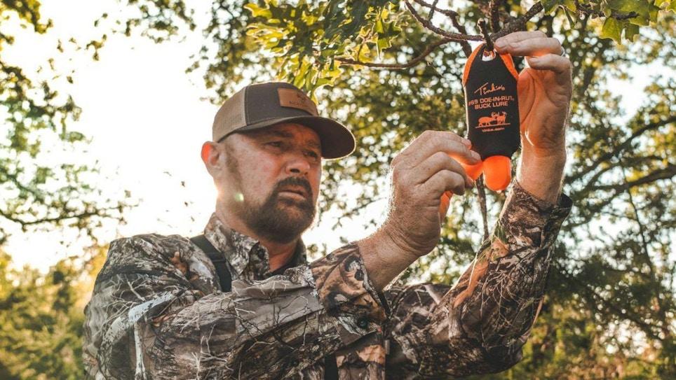 Hunting Companies Urge North Carolina Deer Hunters to Oppose Urine-Based Scent Ban