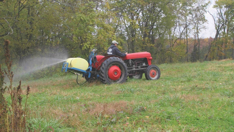 A Food Plotter's Guide to Herbicides