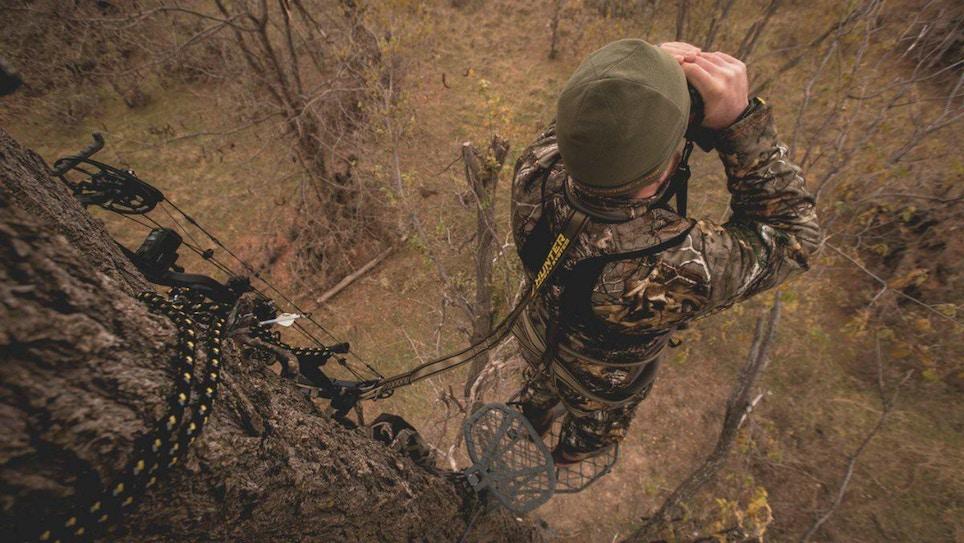 Treestand Safety: Don't Die This Deer Season