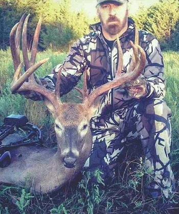 Troy Pottenger, a diehard whitetail bowhunter from northern Idaho, has learned that to fool a wary big-woods buck, you must beat his nose.