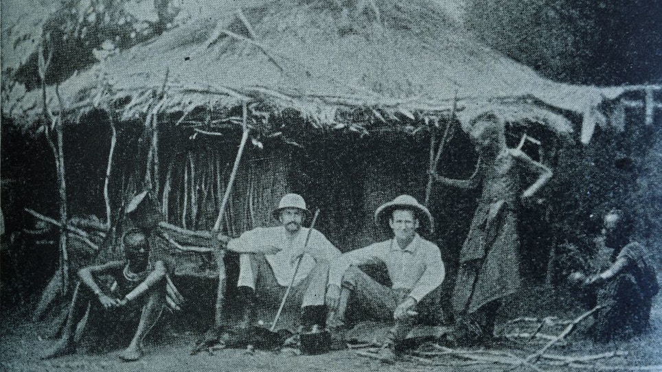 Courage Against the Man-Eaters of Tsavo