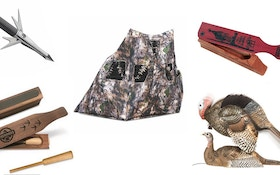 Five must-have products for turkey hunters