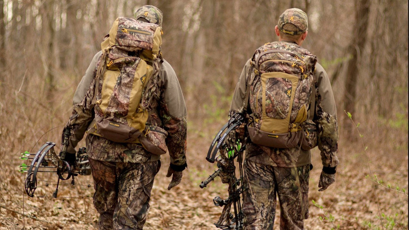 Bowhunting Is Brotherhood   Grand View Outdoors