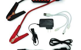 Uncharted Supply Zeus Flashlight/Portable Jump Starter