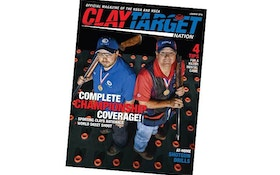 Clay Target Nation Magazine Debuts For Shooters