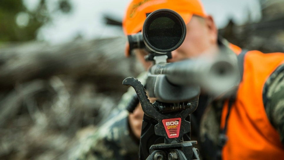 3 Reasons Why Every Whitetail Hunter Should Carry a Shooting Rest