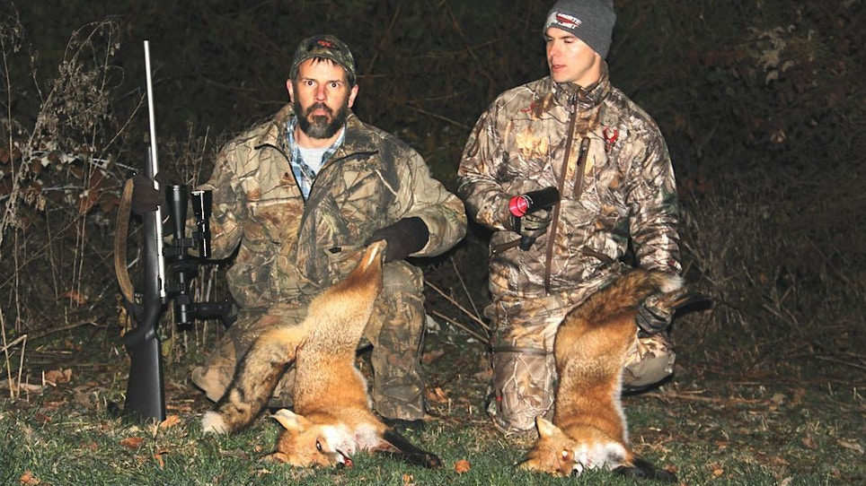 Do Weather Apps Help With Predator Hunting?