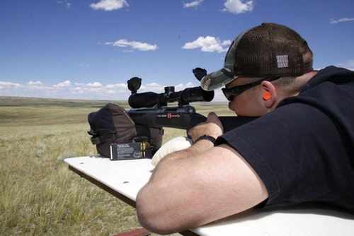 Varmint hunting is a great way to become more accustomed to your gear. (Photo: Mark Kayser)
