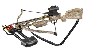 The Swarm Recurve Crossbow from Velocity Archery