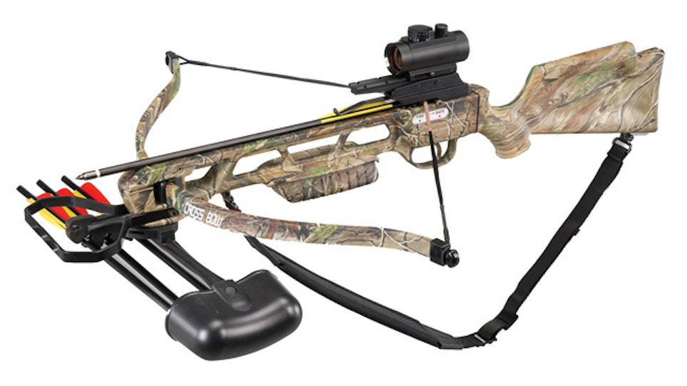 The Swarm Recurve Crossbow from Velocity Archery | Grand View Outdoors
